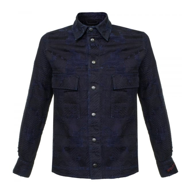 Vivienne Westwood Anglomania Vivienne Westwood Berry Worker's Overshirt DS0IKM