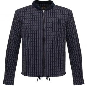 Vivienne Westwood Bomber Navy Shirt Jacket 62288517