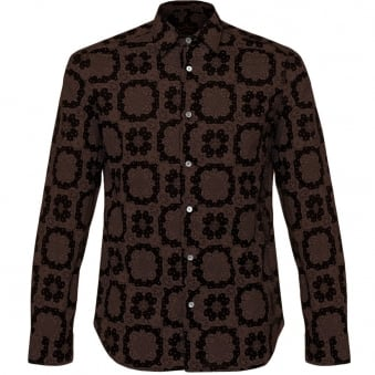 Vivienne Westwood Classic Navy Shirt 62288516
