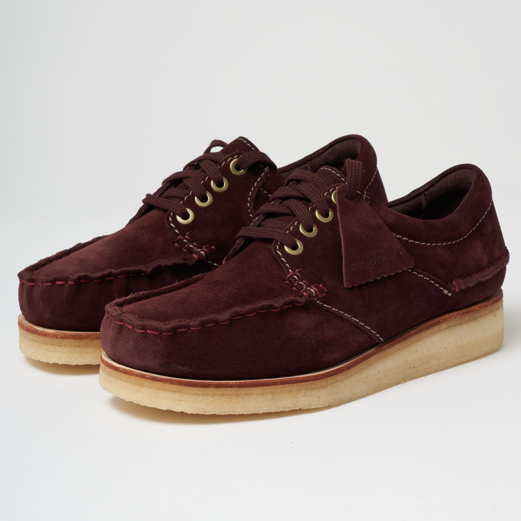 1bda681e Wallace Shoes - Burgundy