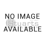 White Nathan Check Collar Long Sleeve Polo Shirt