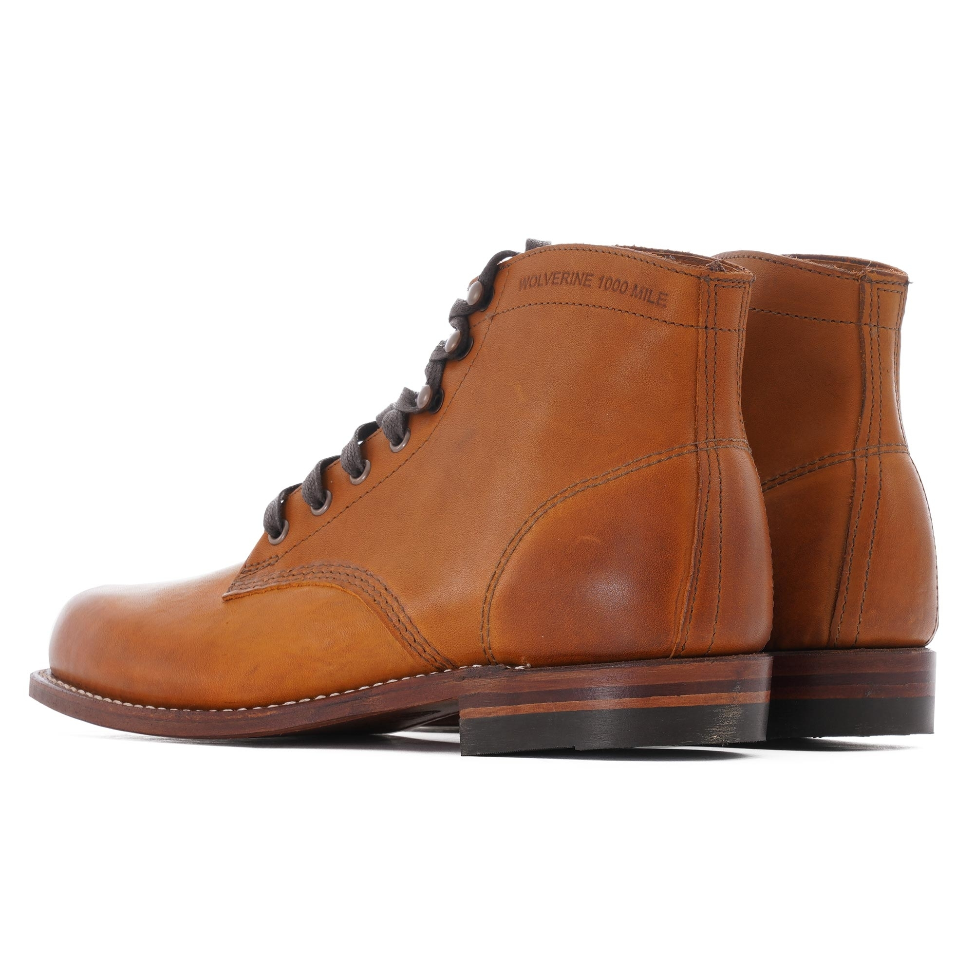 3cbe5c256e6 Wolverine Original 1000 Mile Boot - Tan