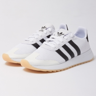 FLB Trainers - Footwear White & Core Black