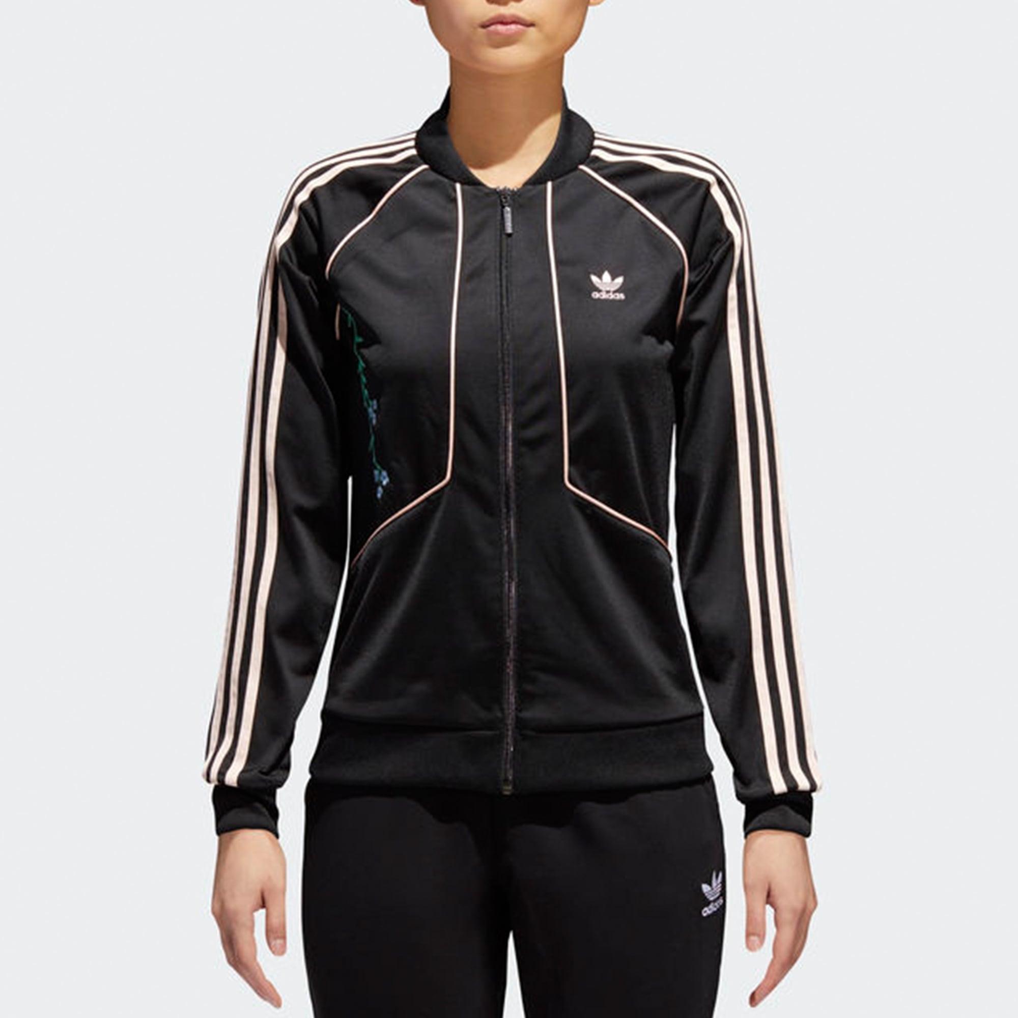 Adidas Originals Womens Women's SST Track Top - Black