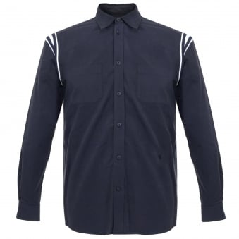 Wood Wood Andrew Navy Shirt 11715300