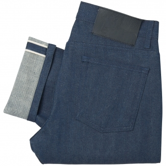 Workman Blue Weird Guy Selvedge Denim Jeans
