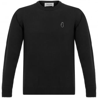 Yale Black Archway Long Sleeve T-Shirt