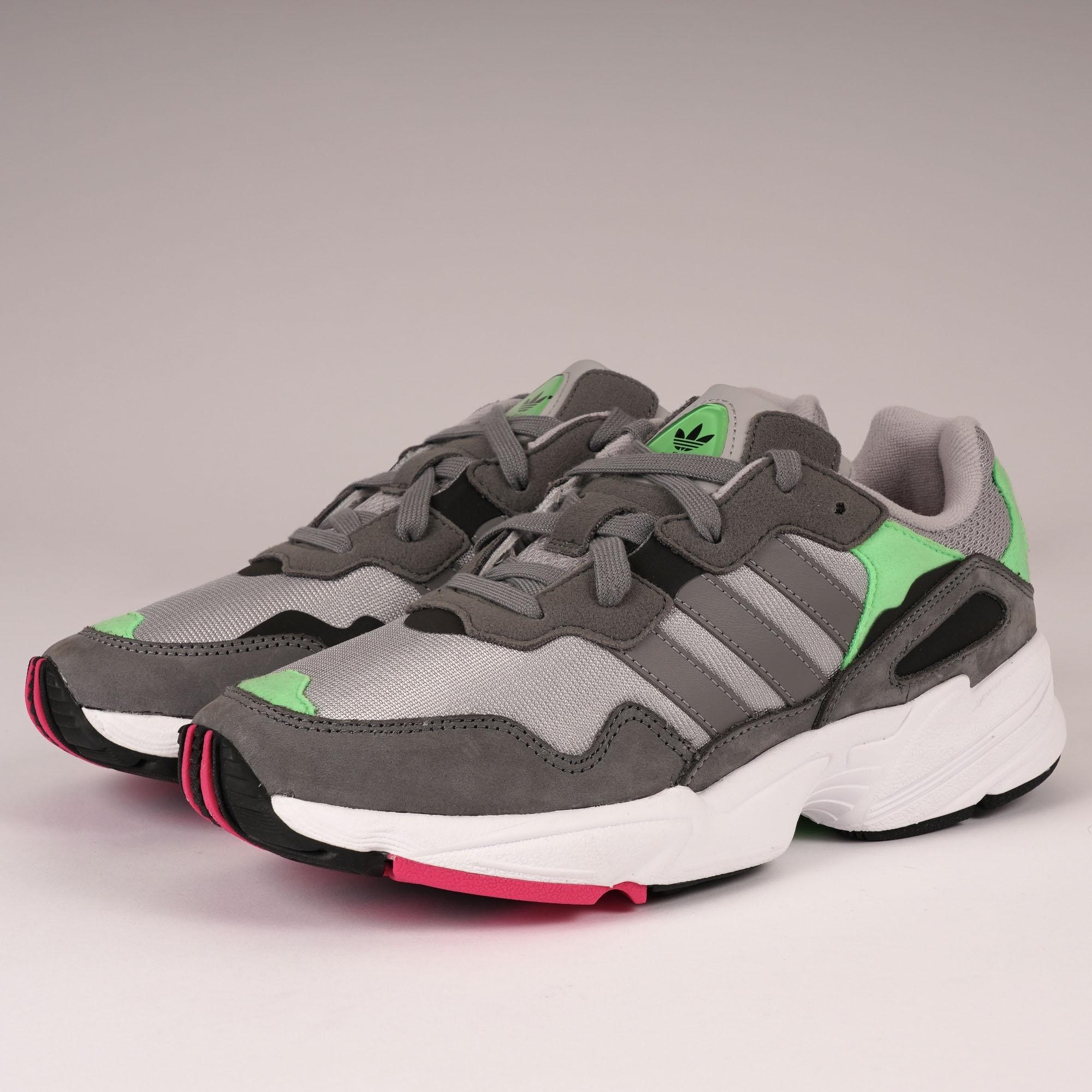 adidas Originals Yung-96   Grey \u0026 Shock